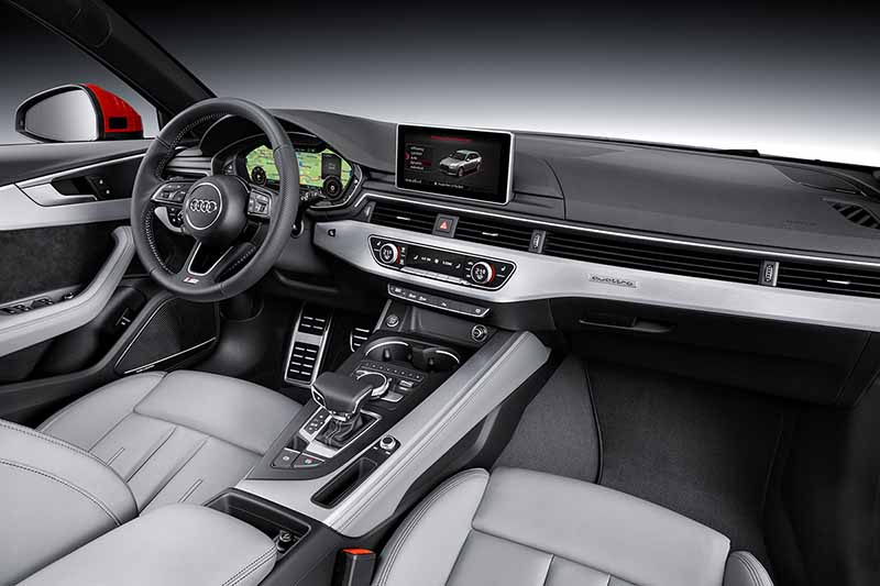 Foto Interiores Audi A4 Avant Familiar 2016
