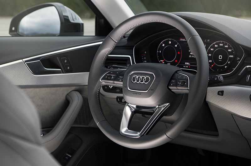 Foto Interiores (8) Audi A4-avant Familiar 2016