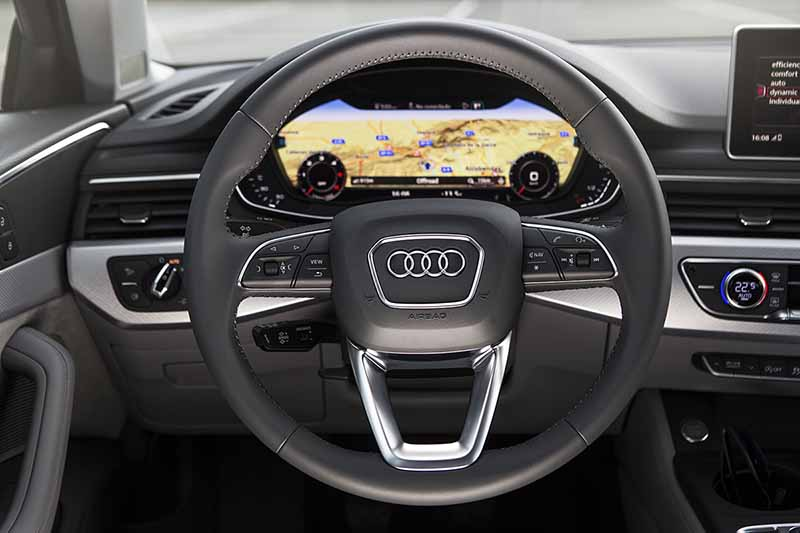 Foto Interiores (9) Audi A4-avant Familiar 2016