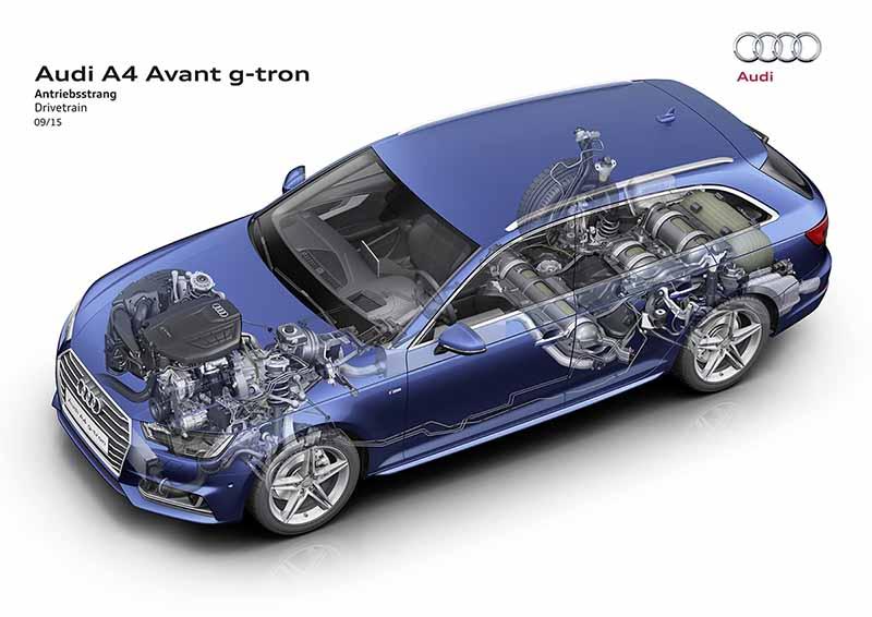 Foto Tecnicas (8) Audi A4-avant Familiar 2016