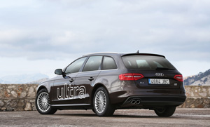 Foto Trasera Audi A4-avant-ultra Familiar 2015