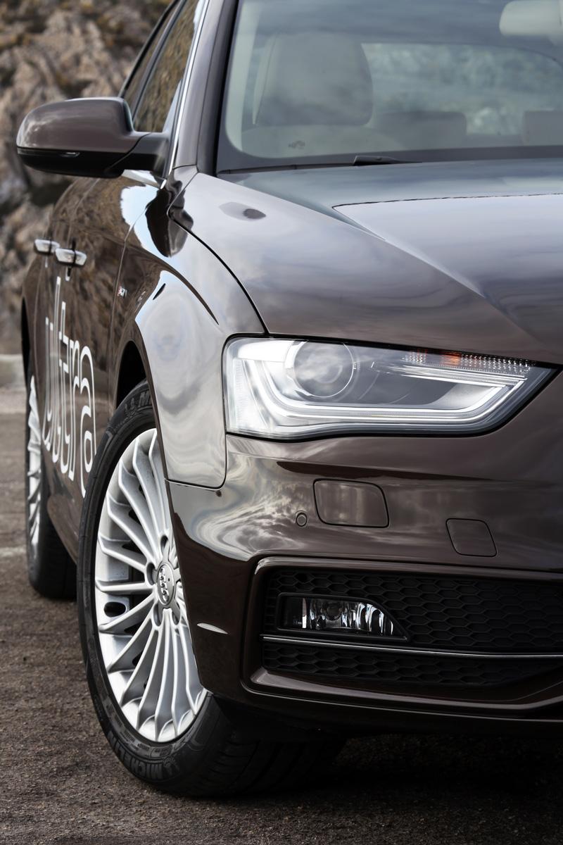 Foto Detalles Audi A4 Avant Ultra Familiar 2015