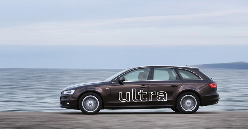 Foto Exteriores Audi A4 Avant Ultra Familiar 2015