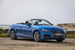 Foto Exteriores (11) Audi A5 Descapotable 2017
