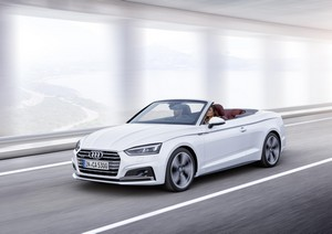 Foto Exteriores 2 Audi A5 Descapotable 2017