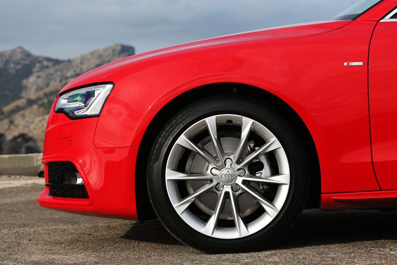 Foto Detalles Audi A5 Sportback Ultra Dos Volumenes 2015