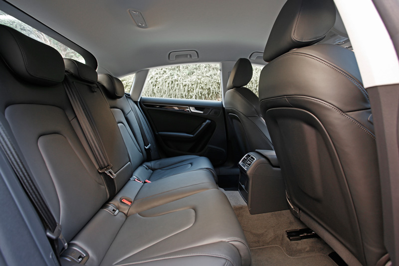 Foto Interiores Audi A5 Sportback Ultra Dos Volumenes 2015