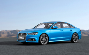 Foto Exteriores (2) Audi A6 Berlina 2014