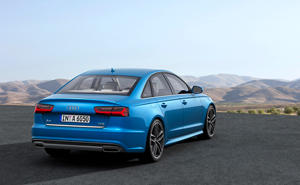 Foto Exteriores (3) Audi A6 Berlina 2014