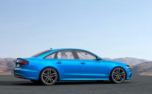 Foto Exteriores (4) Audi A6 Berlina 2014