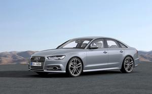 Foto Exteriores (7) Audi A6 Berlina 2014