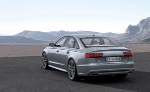 Foto Exteriores (8) Audi A6 Berlina 2014