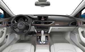 Foto Salpicadero Audi A6 Berlina 2014