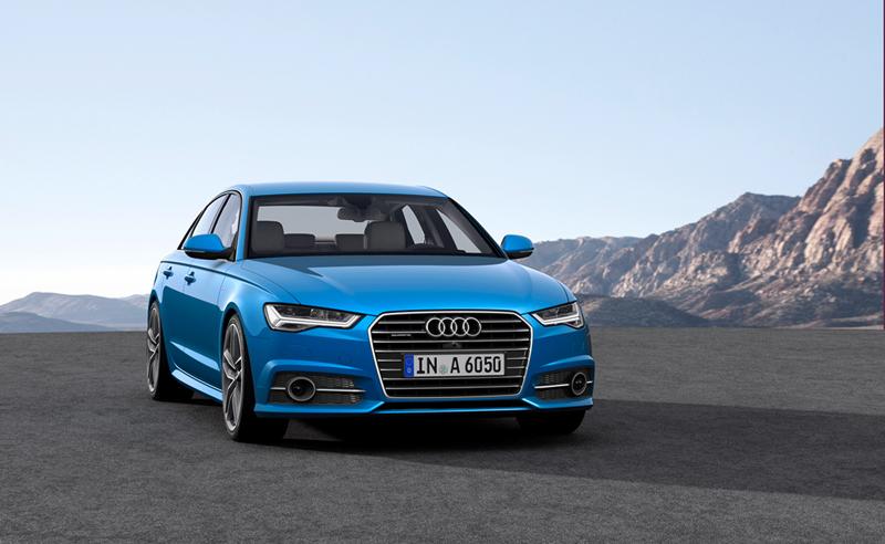 Foto Exteriores (10) Audi A6 Berlina 2014