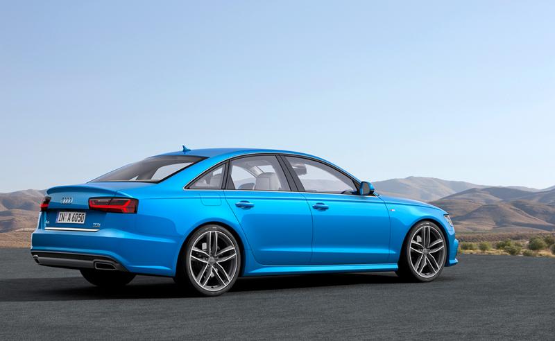 Foto Exteriores Audi A6 Berlina 2014