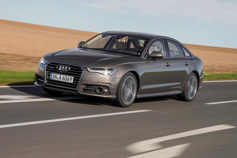 Foto Lateral Audi A6 Berlina 2014