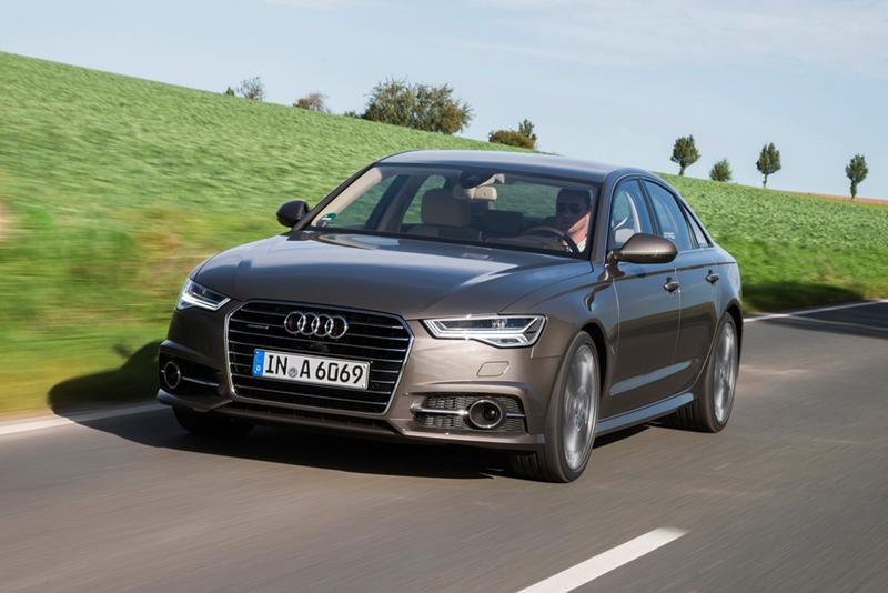 Foto Perfil Audi A6 Berlina 2014