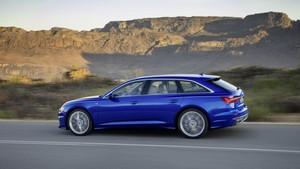 Foto Exteriores 2 Audi A6 Familiar 2018