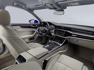 Foto Interiores 1 Audi A6 Familiar 2018
