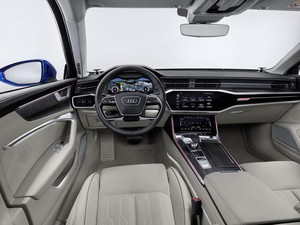 Foto Salpicadero Audi A6 Familiar 2018