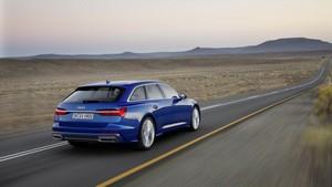 Foto Trasera Audi A6 Familiar 2018