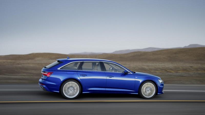 Foto Exteriores Audi A6 Familiar 2018
