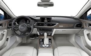 Foto Salpicadero Audi A6 Sedan 2015