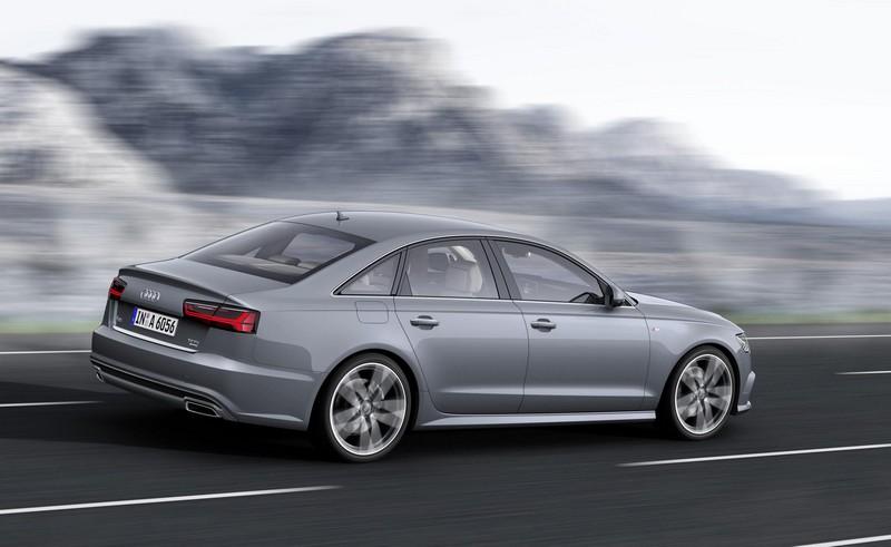 Foto Exteriores Audi A6 Sedan 2015