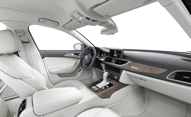 Foto Interiores Audi A6 Sedan 2015