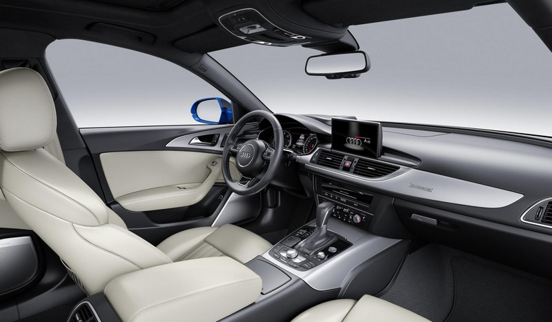 Foto Interiores Audi A6 Sedan 2016