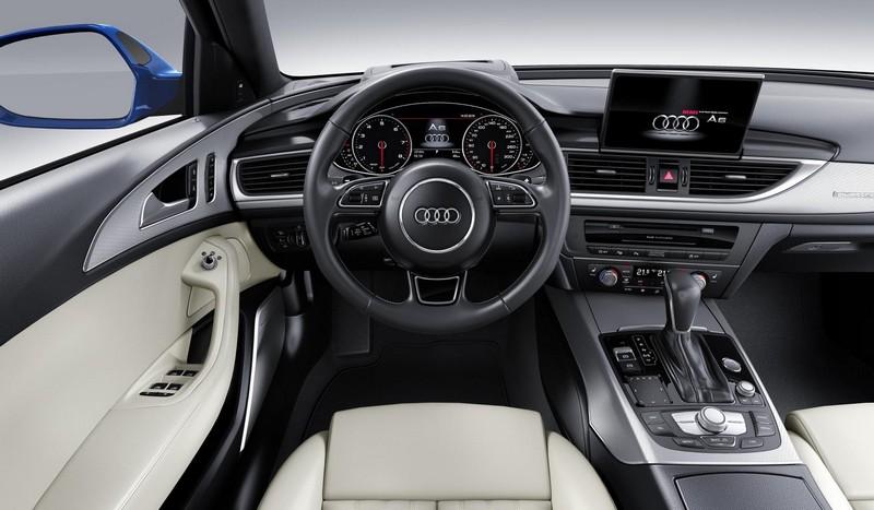 Foto Salpicadero Audi A6 Sedan 2016