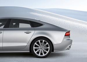 Foto Detalles-(1) Audi A7 Dos Volumenes 2010