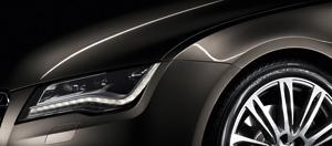 Foto Detalles-(2) Audi A7 Dos Volumenes 2010