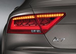 Foto Detalles-(9) Audi A7 Dos Volumenes 2010