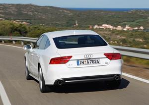 Foto Exteriores-(11) Audi A7 Dos Volumenes 2010