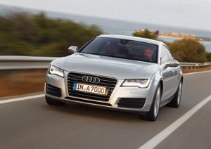 Foto Exteriores-(12) Audi A7 Dos Volumenes 2010