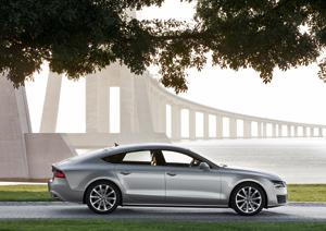Foto Exteriores-(17) Audi A7 Dos Volumenes 2010