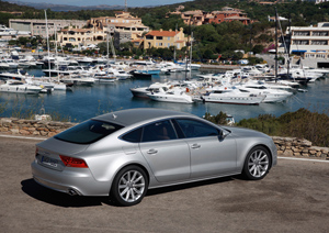 Foto Exteriores-(3) Audi A7 Dos Volumenes 2010