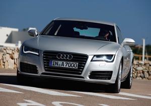 Foto Exteriores-(4) Audi A7 Dos Volumenes 2010