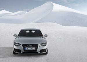 Foto Exteriores Audi A7 Dos Volumenes 2010