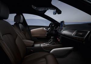 Foto Interiores-(1) Audi A7 Dos Volumenes 2010