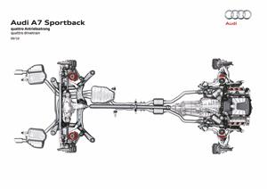 Foto Tecnicas Audi A7 Dos Volumenes 2010