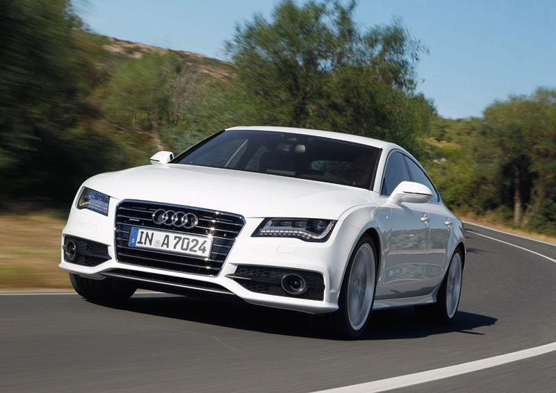 Foto Exteriores-(10) Audi A7 Dos Volumenes 2010