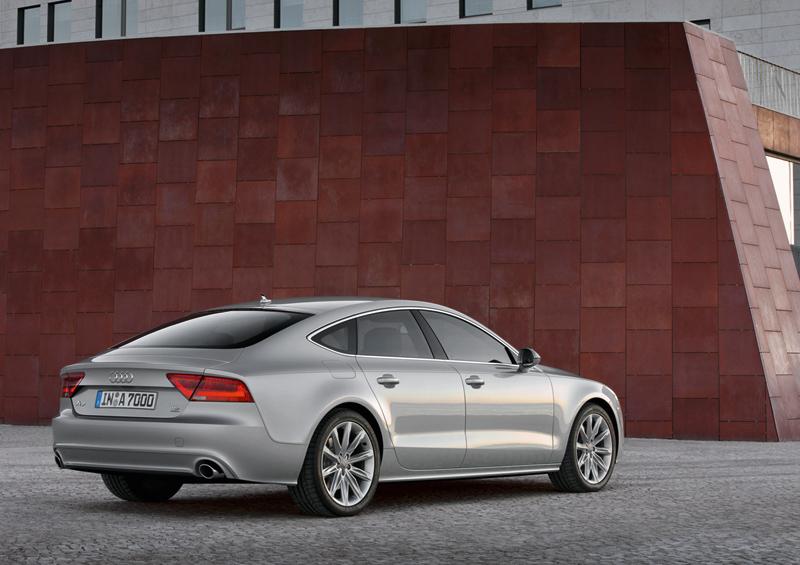 Foto Exteriores-(16) Audi A7 Dos Volumenes 2010