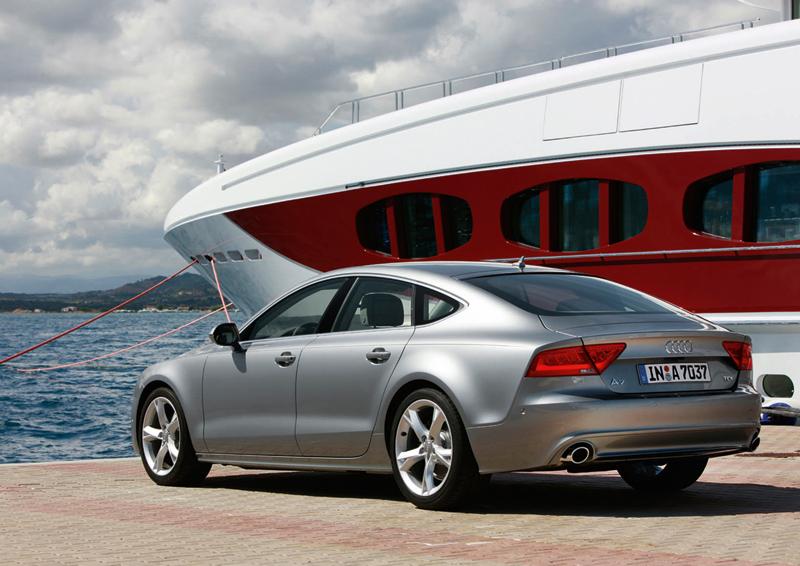 Foto Exteriores-(5) Audi A7 Dos Volumenes 2010