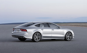 Foto Exterior (3) Audi A7-sportback Berlina 2014