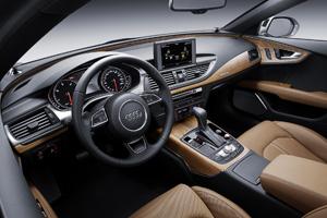 Foto Interior Audi A7-sportback Berlina 2014