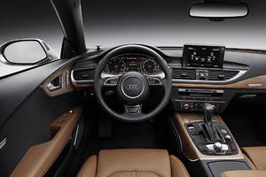 Foto Salpicadero Audi A7-sportback Berlina 2014