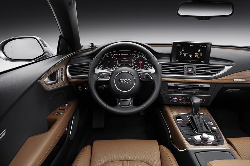 Foto Salpicadero Audi A7 Sportback Berlina 2014