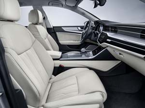 Foto Interiores (2) Audi A7-sportback Dos Volumenes 2018